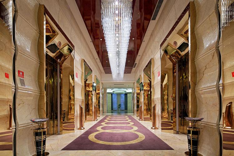 度假酒店设计的重点在于度假环境的营造